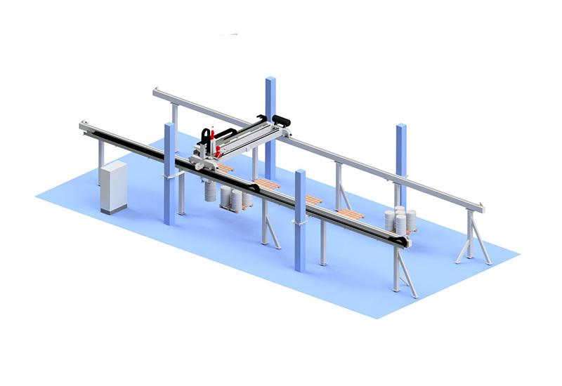 Portaalrobots DBM Gantry (4)