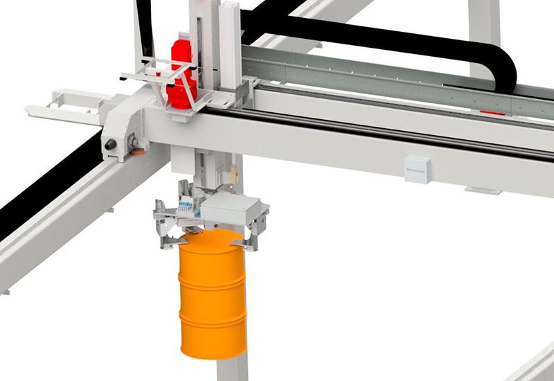 Portaalrobots DBM Gantry (7)