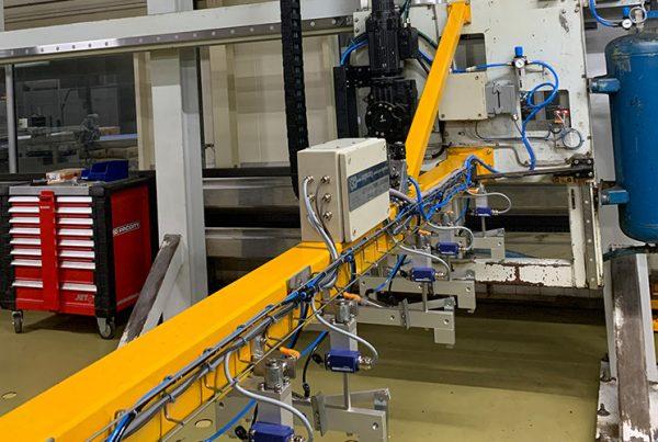 Bakkerij de Paauw - revisie portaal robot
