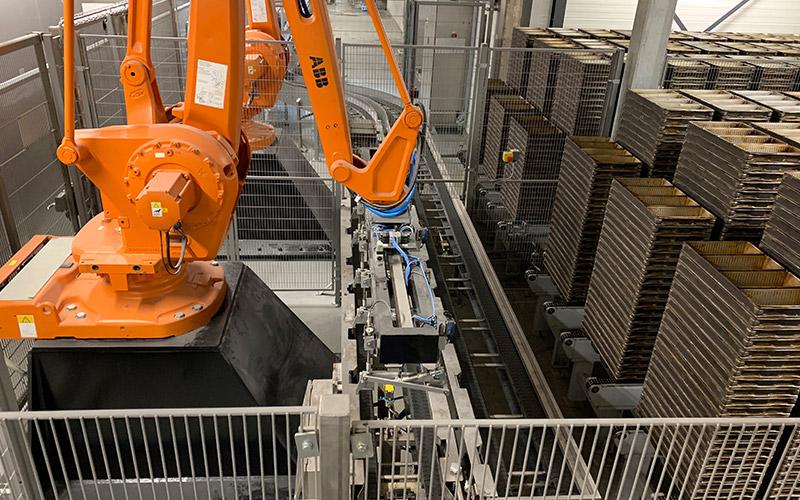 Borgesius robots handling bakblikken